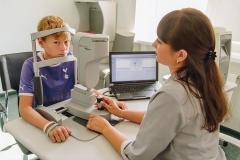 Лечение и обследование детей
