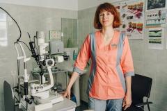 Лечение катаракты Гнатенко Янина Брониславовна
