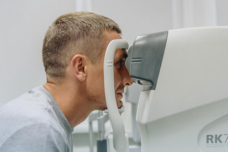 Акция! Измерь глазное давление