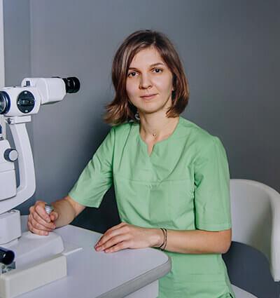 Ольга Витальевна Ткаченко