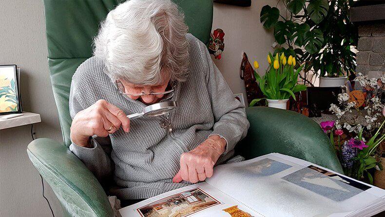 Как снизить риск возрастной потери зрения
